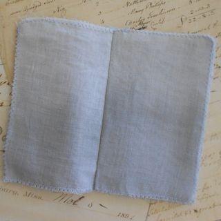 Fabric Book Open