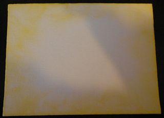 Yellow ochre on canvas (800x578)