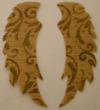 Burlap angel wings (728x800)