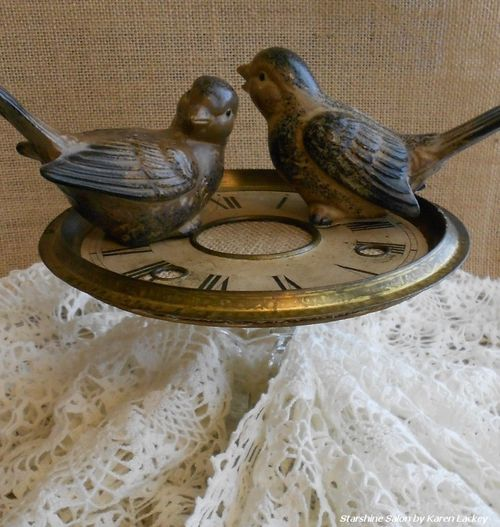 Clock Face Stand (2)