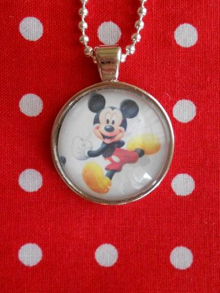Mickey Mouse Pendant (600x800)