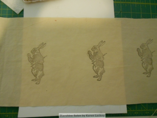 Stamping the images (2)