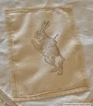 White Rabbit (2)