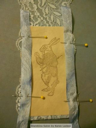 Adding the trims (2)